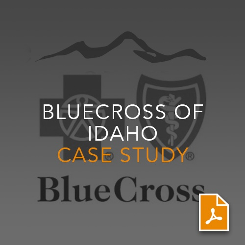 Blue Cross of Idaho Case Study
