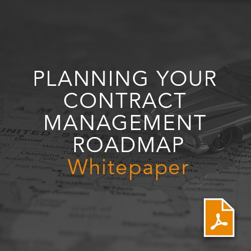 Planning Your Contract Management Roadmap