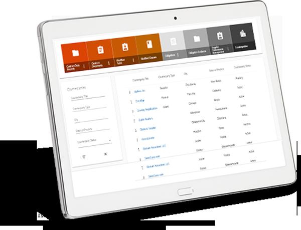 A Complete Enterprise Contract Management Solution