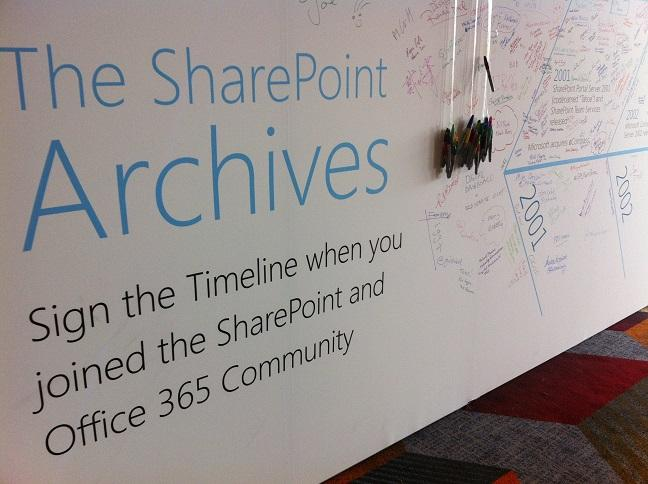 The SharePoint Archives