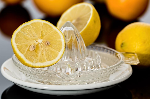 an image of juicy lemons, unsqueezed