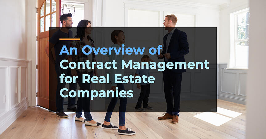 An Overview of Contract Management for Real Estate Companies
