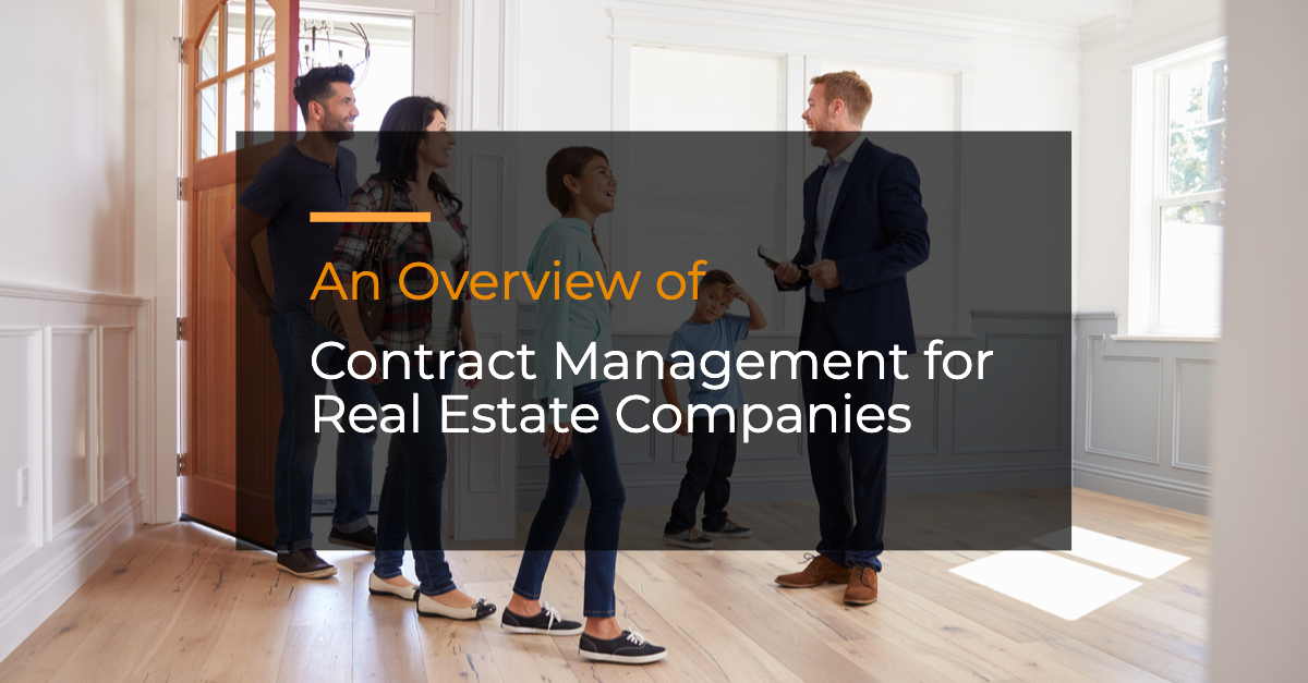 best contract management software for real estate companies